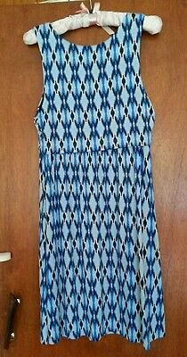 Mothercare 'Blooming Marvellous' maternity/nursing dress. Size 14. Worn once