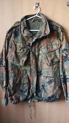 Belgian Belgium ABL Air Force Flecktarn 'Smarties' army camo camouflage smock