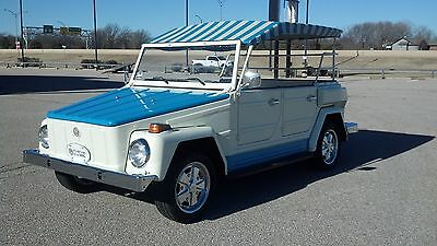 1974 Volkswagen Thing  1974 Volkswagen Thing Alcapolco Edition