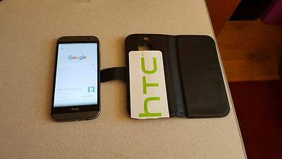 HTC One M8 - 32GB - Gunmetal Gray (T-Mobile/AT&T) Smartphone
