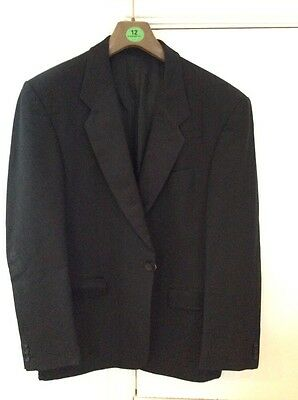 "Gents Vintage Dinner Suit Size 44"" Chest"
