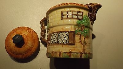 Beswick, Collectable China Teapot, Round Cottage
