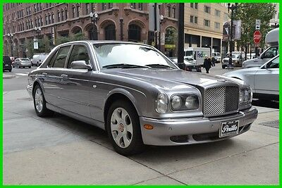 2000 Bentley Arnage 2000 ARNAGE RED LABEL RUDY@7734073227 2000 Used Automatic