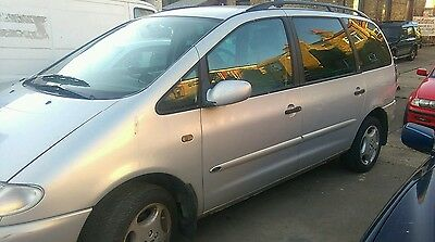 Ford galaxy mk1 2.3 rear passenger side door (breaking all parts available)