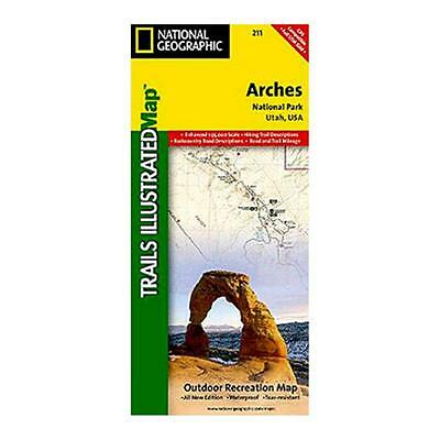 National Geographic 603124 211 Boots Arches National Park Utah
