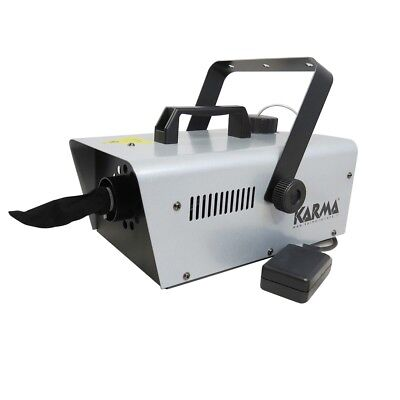 KARMA SNOW 601 machine macchina per effetto neve wireless 600 watt 110/220 volt