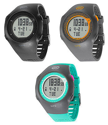 Soleus GPS Turbo Running Digital Watch Speed Distance Pace Calorie Counter Lap