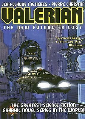 Valerian Volume 1 : The New Future Trilogy: on the Frontiers/the Living...