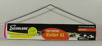 Silvalure Fly Roller Curtain XL 30cm x 9m