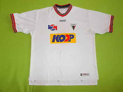 Shirt GKS TYCHY '71 (XL) TICO #8 2002/2003 PERFECT !!! Trikot home POLAND
