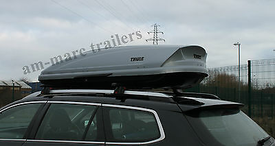 XL Thule Roof Box for Hire