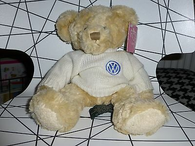 RUSS BEAR SPENCER VW SWEATER VOLTSWAGEN with tags