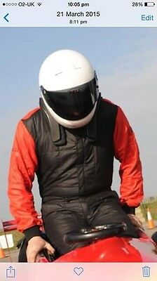 FIA Approved Race Suit