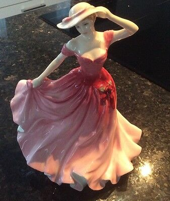 Royal Doulton Figure (ELLEN ) Lady Of The Year 1997 With C O A