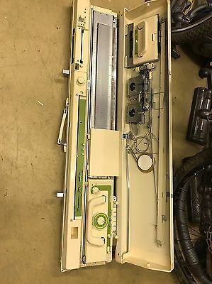Brother Knitting Machine Kh 881 With Extras