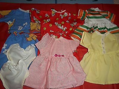 Dolls clothes to fit Tiny Tears (red set)