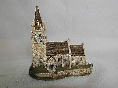 Juliana Series C1156 Ceramic Church With Tower Model