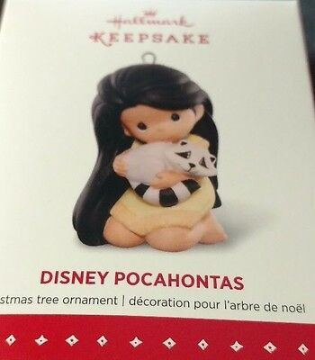 2015 Hallmark Disney Pocahontas Precious Moments Ornament