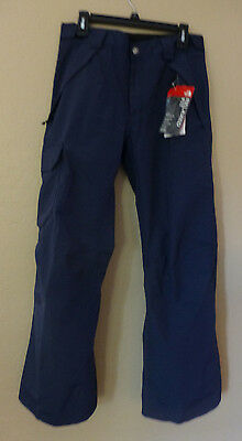 The North Face Men's Seymore Ski Snowboarding Pants Water Proof Blue M NEW