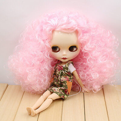 """12/"""" Neo Nude   Joint Body Matte Face Blythe doll From Factory  CA7010"""