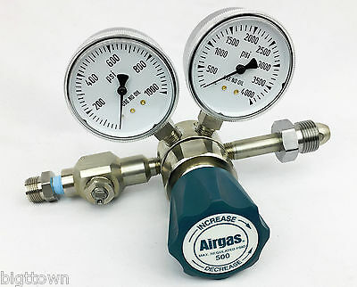 Airgas Y11-N245G High Purity Single Stage Gas Regulator Final Clearance!! NIce!!