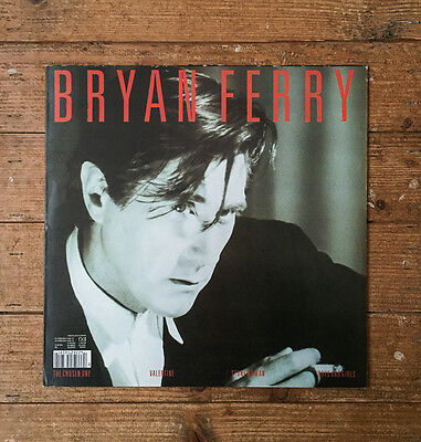 Bryan Ferry ‎– Boys And Girls Vinyl LP, EGLP 62 UK 1st Press, 1985