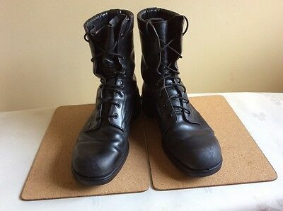 Military Combat Boots size 8M