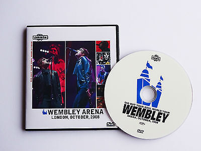 OASIS live at WEMBLEY ARENA, OCTOBER, 2008 Dig Out Your Soul Tour live DVD