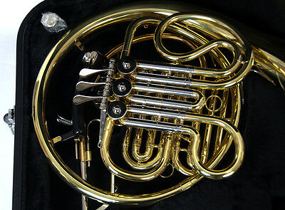 Jupiter Single F French Horn (Jbf452L) - Showroom Display Model - Brand New