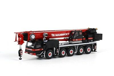 GROVE GMK5130-2 / 5 AXLE MOBILE CRANE / MAMMOET / 1:50 Scale by WSI Models