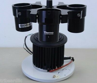 Thermo Scientific 112110246 S4 SWING-OUT ROTOR w/ 3 Centrifuge Buckets (12758)