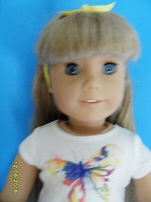 "Pleasant Company American Girl  18"" Doll new outfit"