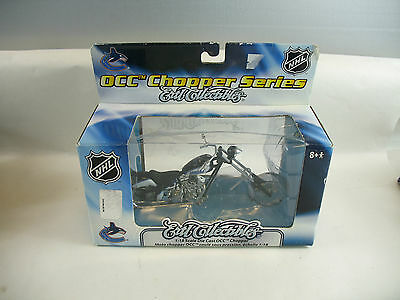 NHL OCC Chopper Series Ertl Collectibles Vancouver Canucks 1:18 scale die cast