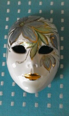 Handcraft Porcelain Italian Mask