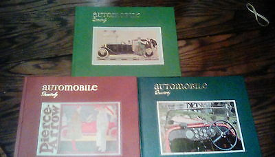 Automobile Quarterly Lot Collection 23 Books Hardcover VINTAGE 1975-1987