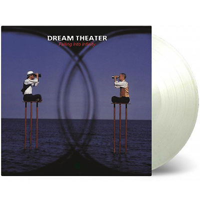 Dream Theater - Falling Into Infinity 2x 180g CLEAR COLOURED vinyl LP Theatre