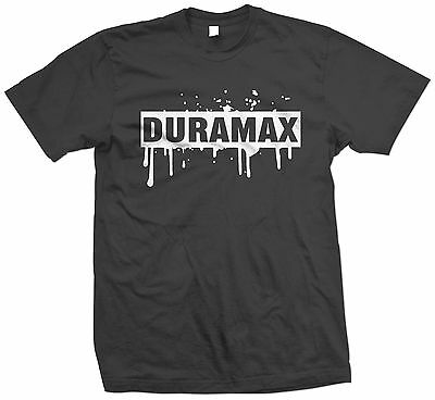 Dirtymax Duramax Dripping Hoodie/t-shirt Truck Hoody Diesel Black Smoke racing