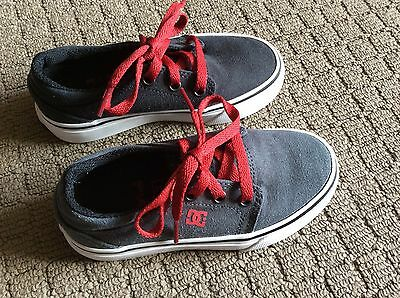 Boys DC Shoes Size 11 Toddler