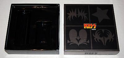 KISS Him Cologne Promo Store Display Box Set ONLY 2006 Gene Simmons Ace Frehley