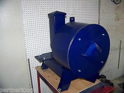 "Beast Junior Rock Crusher Elec Motor,15 Impact Hammers 16X10 Drum  3 3/4"" Rock"