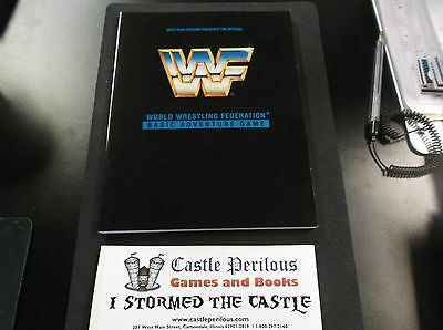 World Wrestling Federation WWF Role Playing Game by Whit Publications