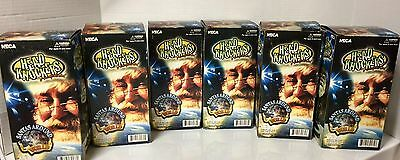Santas from around the World Set of 6 Head Knockers by Neca Great Condition