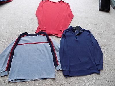 Lot of 3 Boys XL (14-16) Winter Sweaters from Gap and Old Navy