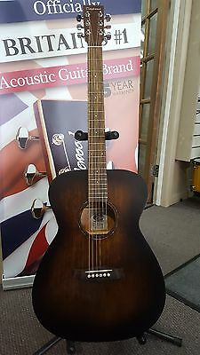 Tanglewood Crossroads Orchestra Acoustic Electric Guitar - Spruce Top