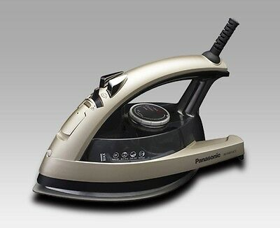 Steam Iron Panasonic Clothes Garment Steamer Handheld New Free Shipping