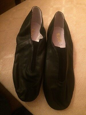 Bloch Jazz Shoes Black 6.5/ Gently Used