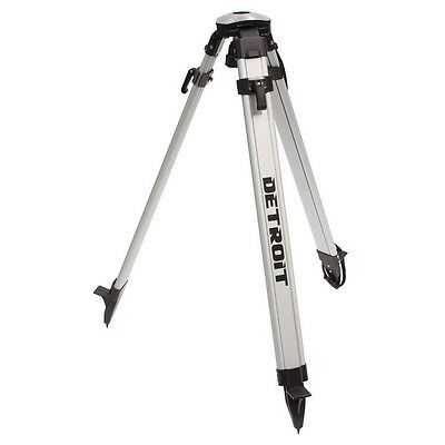 Detroit QUICK CLAMP TRIPOD 50038T 1000-1730mm, 5/8 Inchx11 TPI Screw Thread