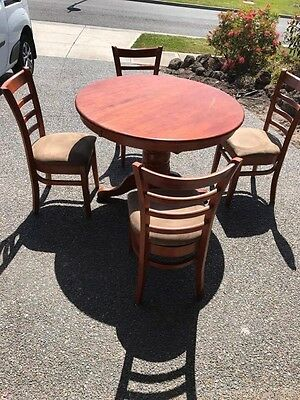 5 Piece Extendable Dining Table
