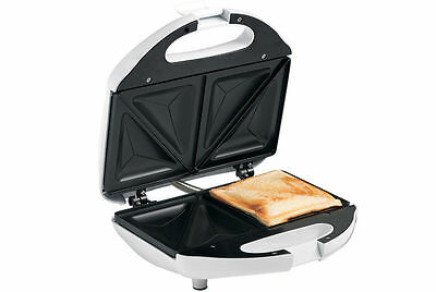 Toasted Sandwich Toastie Maker Twin Sandwich Press Toaster Bread Grill Wrap NEW