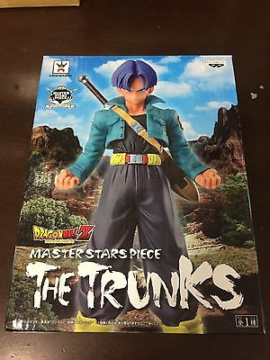 free Shipping 【Dragon Ball Z】MASTER STARS PIECE THE TRUNKS
